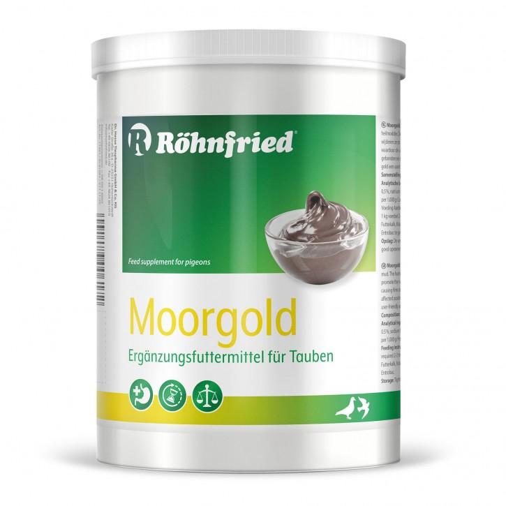 Röhnfried Moorgold 1000g
