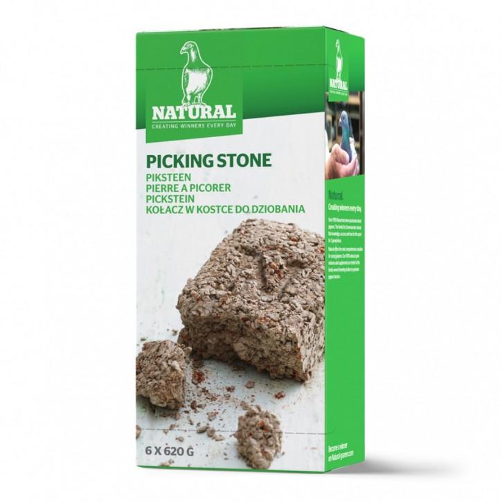 Natural Pickstein 6x620g im Karton