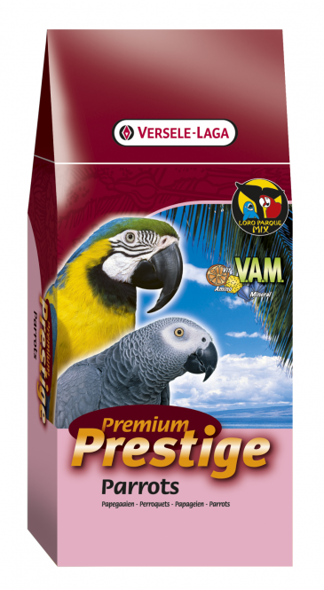 VERSELE-LAGA Afrikanische Papageien Loro Parque Mix 15kg