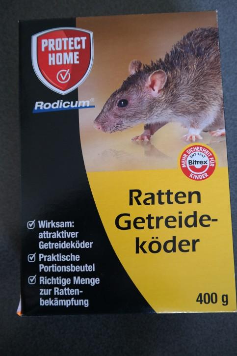 Rodicum Ratten Getreideköder 400g