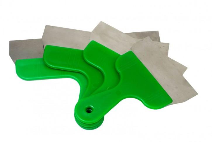 Handspachtel 16cm grün