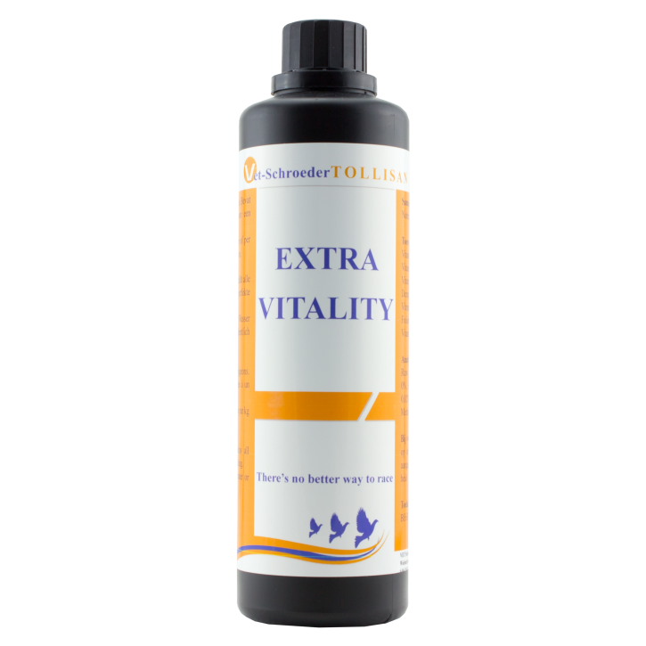 Tollisan Extra Vitality 500ml