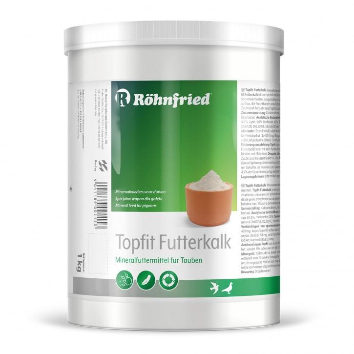 Röhnfried Topfit Spezial Futterkalk 1kg