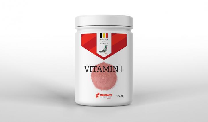 Vanrobaeys Vitamin+ 2kg NEU