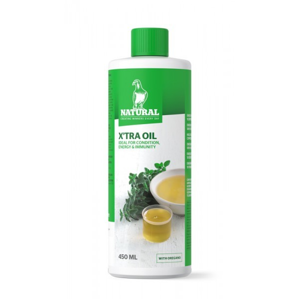NATURAL X`TRA Oil 450ml NEU