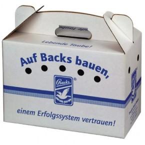 Transportkarton für Tauben Röhnfried