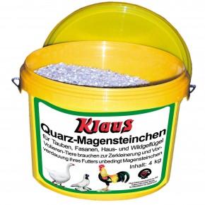 Klaus Magensteinchen Quarz 4kg