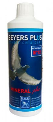 Beyers Mineral Plus 400ml