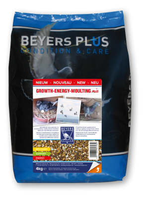 BEYERS Growth-Energy-Moulting Mix 4kg NEU