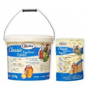 Quiko Eifutter Classic gelb 5kg