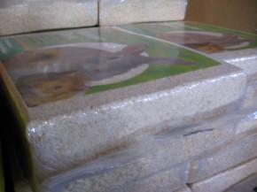 Einstreu-Späne 4 kg für Taubenkörbe
