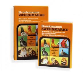 Brockmann Zwergmarke Mineralfutter 5kg