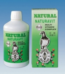 Natural Naturavit Plus 500ml