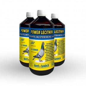 Sandeck Power Lecithin 500ml