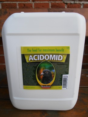 Acidomid  3 Liter Kanister