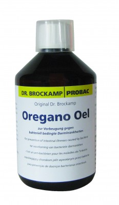 Brockamp Oregano Öl 500ml
