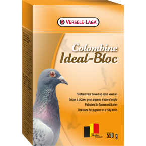 Colombine Ideal Bloc Taubenkuchen 24x550g