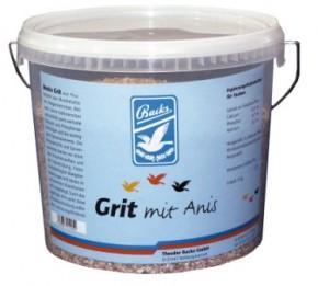 Backs Grit mit Anis 5kg