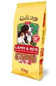 Classic Dog Lamm & Reis 15kg