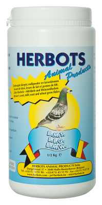 Herbots B.M.T. (Bierhefe-Milchhefe-Weizenkeime) 1kg