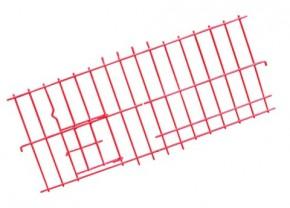 Zellengitter aus Metall, mit Kunststoff ummantelt