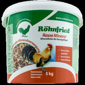Röhnfried Rassegeflügel Mineral 5kg