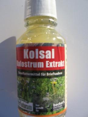 Töllner Kolsal Kolostrum Extrakt 125ml