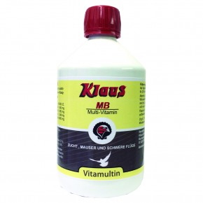 Klaus Vitamultin MB 500ml