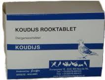 Koudijs Rauchtabletten zum Desinfizieren 170g