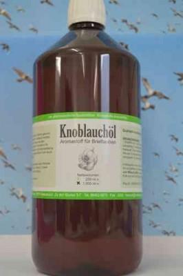 Hesanol Knoblauchöl 1 Liter