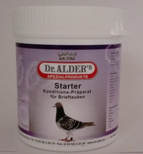 Dr. Alders Starter 400g Top-Kondition
