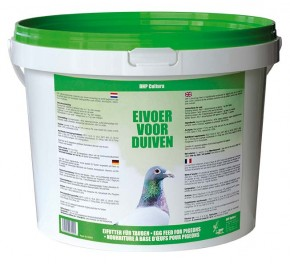 DHP Eifutter für Tauben 8L (=ca.6kg)