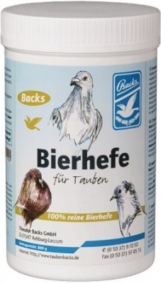 Backs Bierhefe 800g