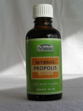 Töllner Myrrhe Propolis Tinktur 50ml