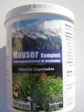 Töllner Mauser Komplett 1000g