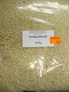 Erdnussbruch 2,5 kg
