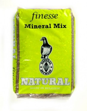 Natural Mineral-Mix Finesse 20kg
