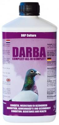 DHP Darba Komplett 1 Liter Kräuterelixier