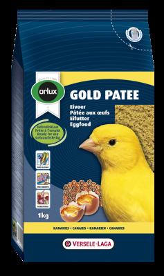 Orlux Gold Patee Eifutter für Kanarien 1kg