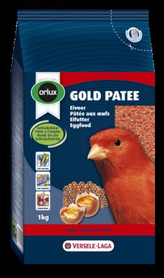 Orlux Gold Patee Eifutter ROT für Kanarien 1kg