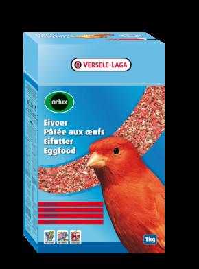Orlux Eifutter für Kanarien rot 1kg