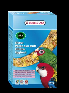 Orlux Eifutter Großsittiche und Papageien 800g