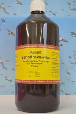 Hesanol Sanodress Plus 1L