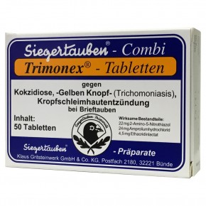 Klaus Trimonex Kombi Tabletten 50 Stück