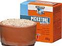 Colombine Pickstein weiß im Tonnapf 600 g