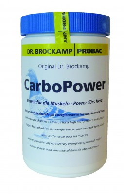 Brockamp Carbo Power 500g