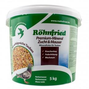Röhnfried Premium Mineral Zucht & Mauser 5kg