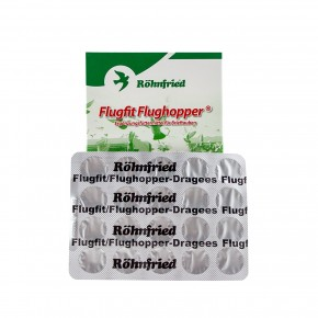 Röhnfried Flugfit Dragees 60 Stück