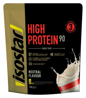 Powerplay High Protein 90 Isostar 700g neutral
