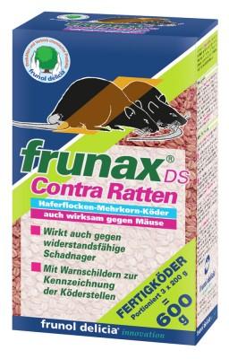 frunax DS Contra Rattenköder 3x200g